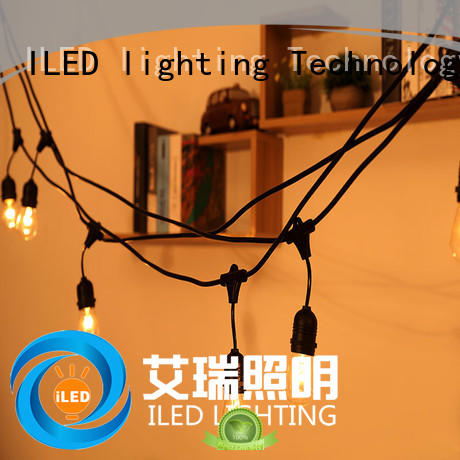 ILED 110v party string lights supplier for household