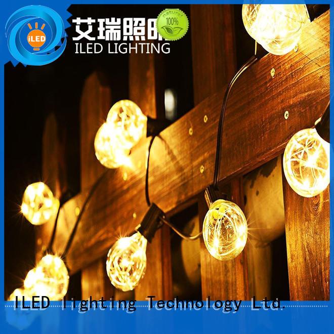 ILED festoon lights wedding lamp for outdoor