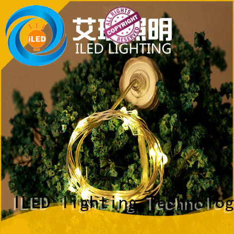 Led Strip Lamp Powered By Battery(Included) 2M Fairy Light Christmas Wedding Party Decoration