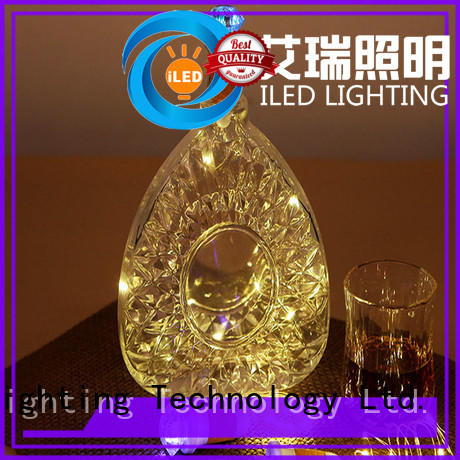 ILED durable led wire string lights design for party