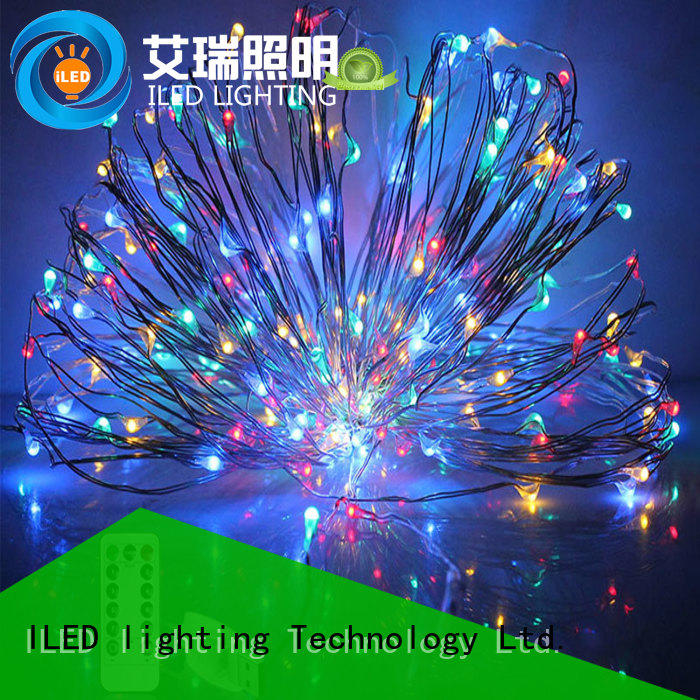 ILED 10m led wire string lights design for party