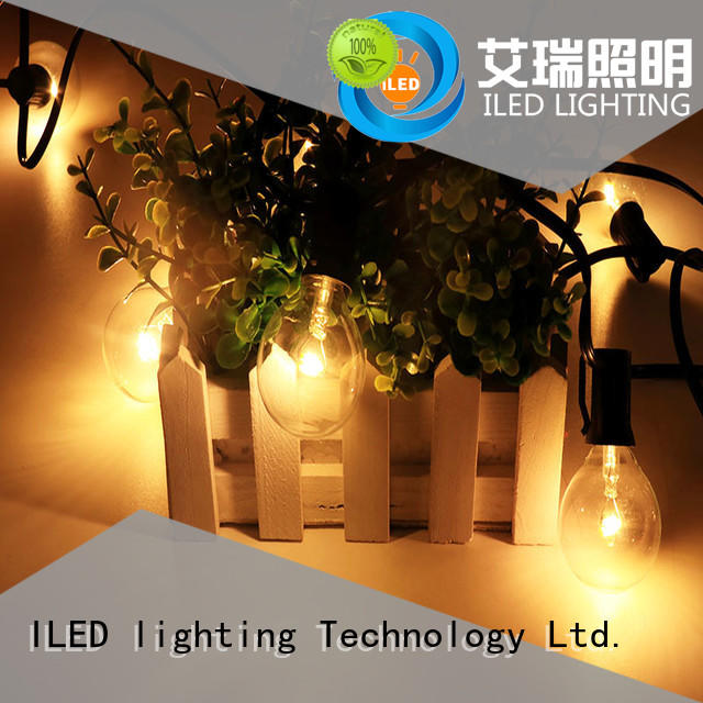 led party string lights ILED