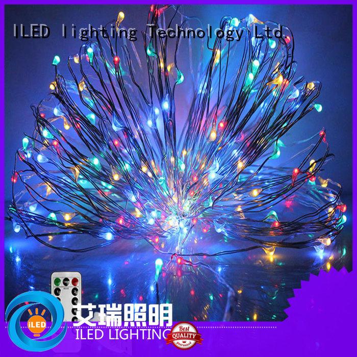 USB Copper String Light 10M 100LEDs Remote Control Fairy decoration Lamp