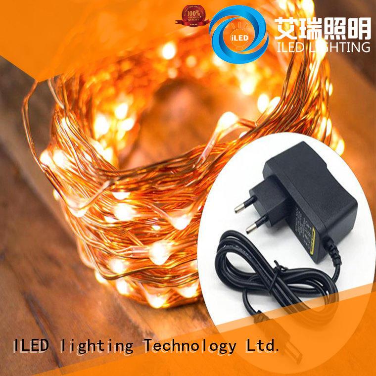 ILED plug in fairy lights