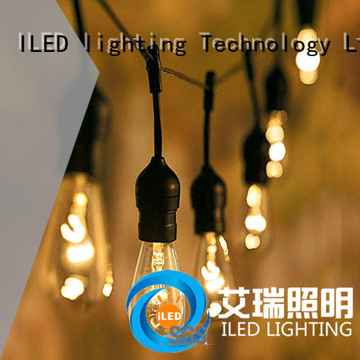 ILED 144m decorative string lights lamp for outdoor