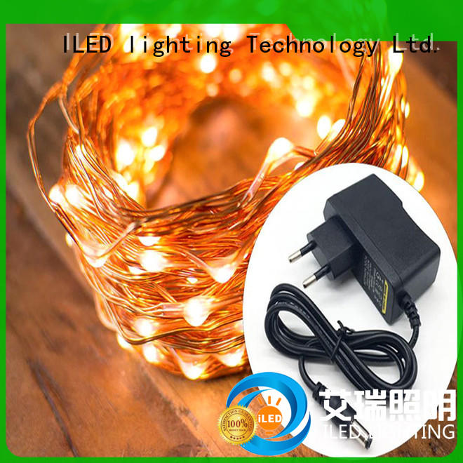 operated plug in fairy lights lamp for household