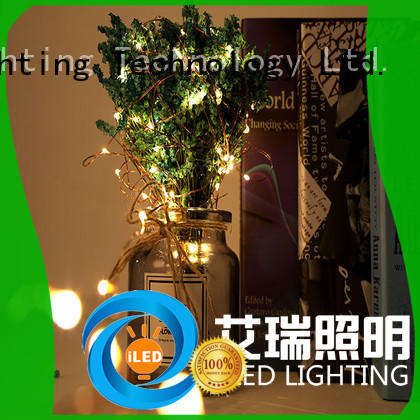 Christmas Fairy String Light 33ft USB Power 5V Copper Wire Lamp Wedding Party Decoration