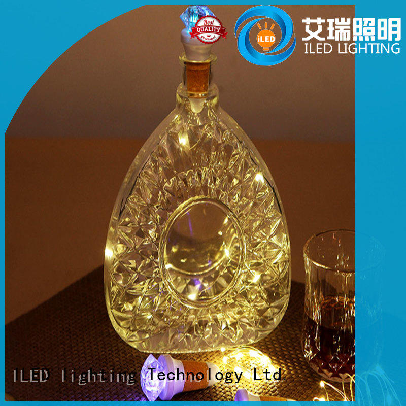 environmental copper wire christmas lights supplier for decoration