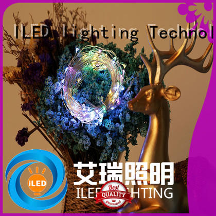 10m copper wire fairy lights manufacturer for wedding