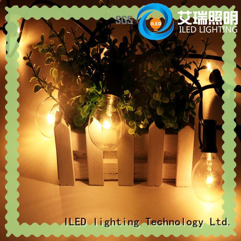 novel led cafe string lights supplier for indoor