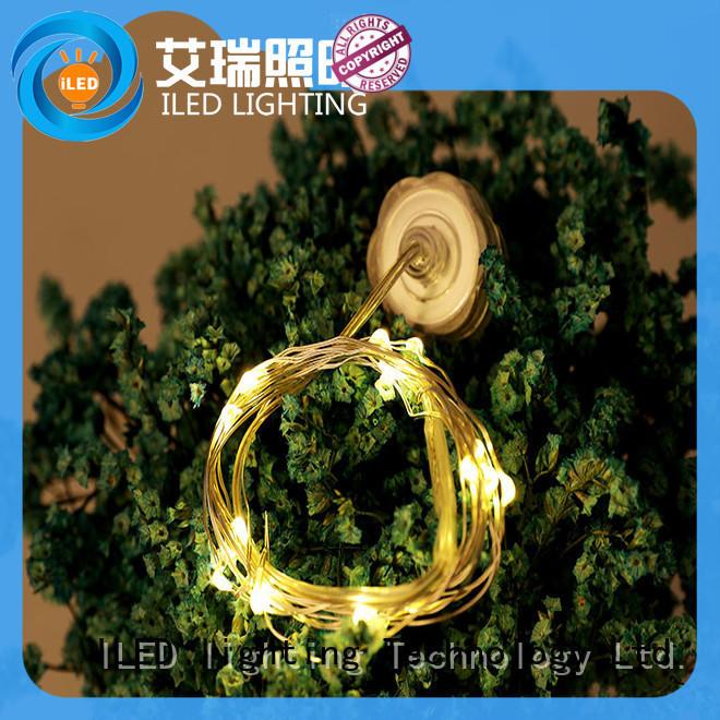 ILED Brand led modes included custom copper battery lights
