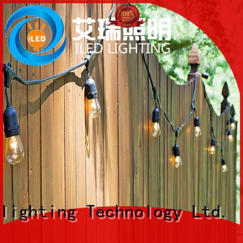 Hot plug in string light plug ILED Brand