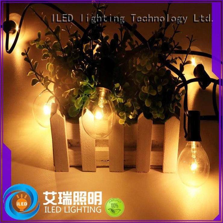 novel led party string lights design for indoor ILED