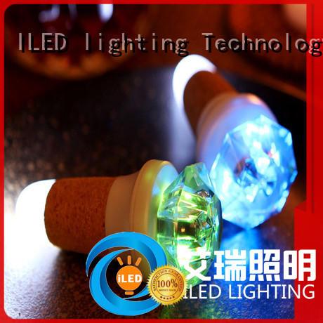 ILED led copper string lights design for party