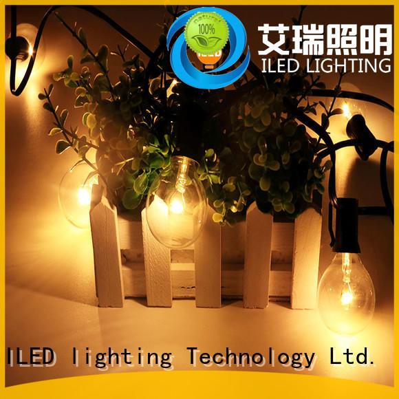 ILED standard festoon lights wedding lamp for wedding
