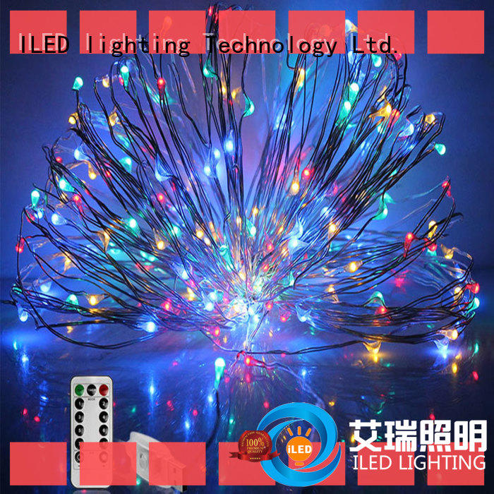 10m copper wire christmas lights design for christmas