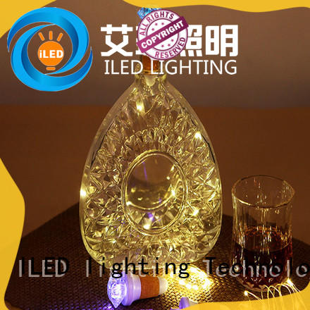 ILED 100leds starry string lights copper wire supplier for party