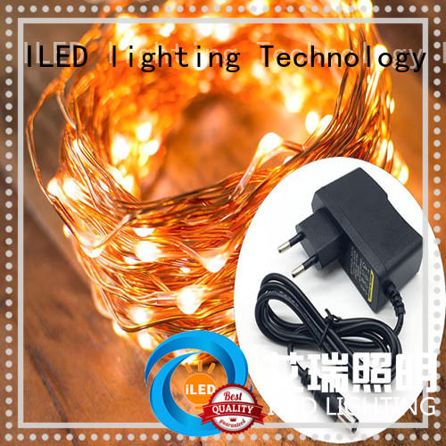 ILED plug in twinkle lights manufacturer