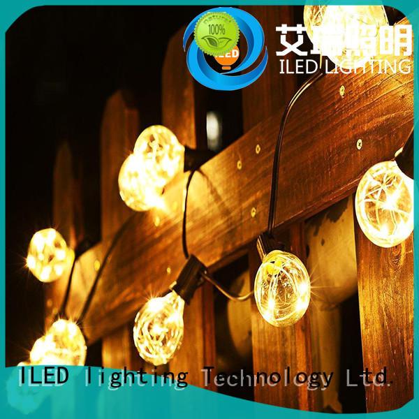 ILED festoon led cafe string lights supplier for festival