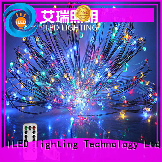 5v copper wire tree lights series for decoration