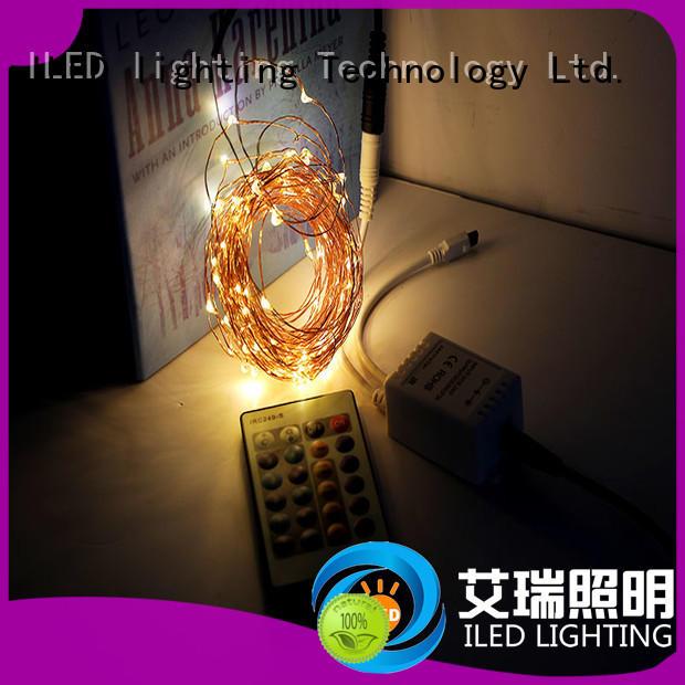 fairy lights adaptor plug led ILED