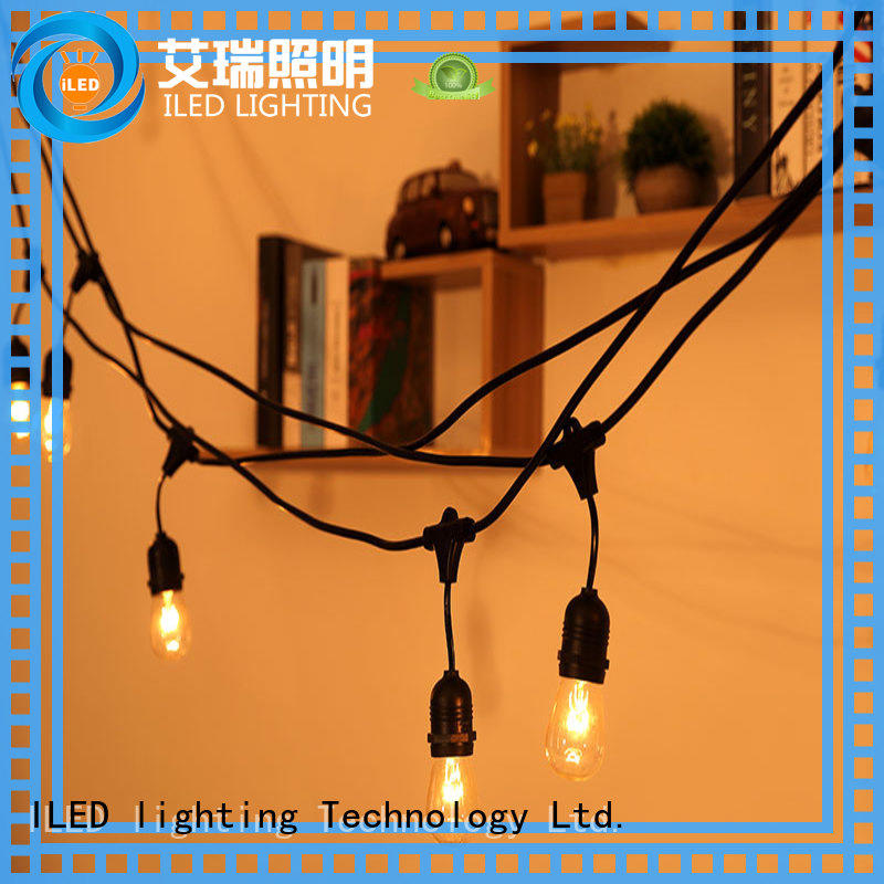 plug in string light 110v ILED