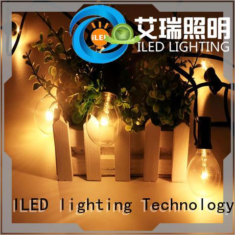 commercial coloured festoon lights lamp for christmas