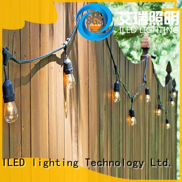 ILED garden string lights design for outdoor