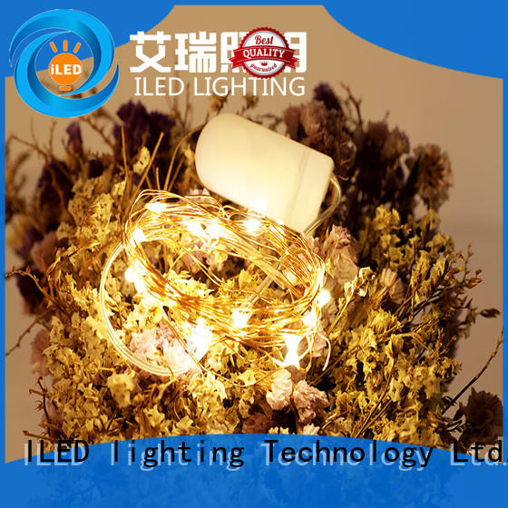 ILED battery operated outdoor christmas lights
