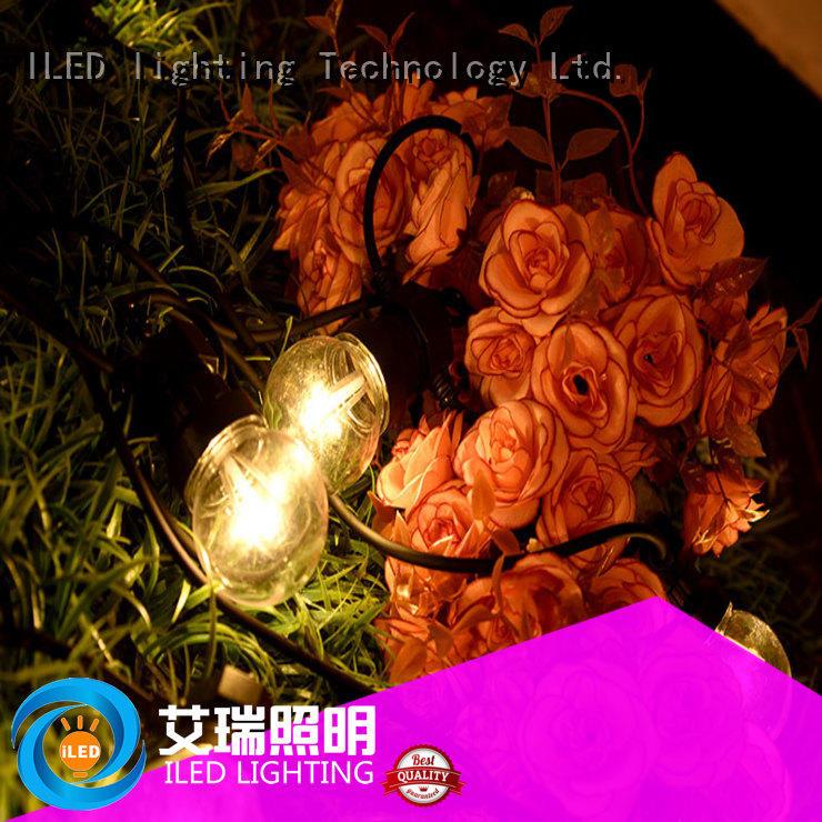 festoon commercial string lights lamp for patio