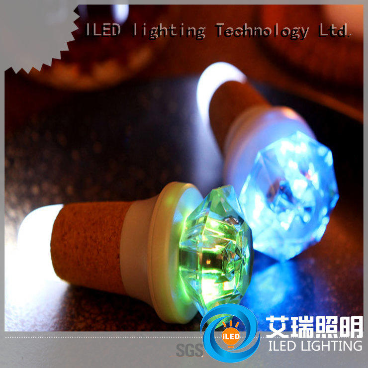 ILED durable usb copper wire lights series for christmas