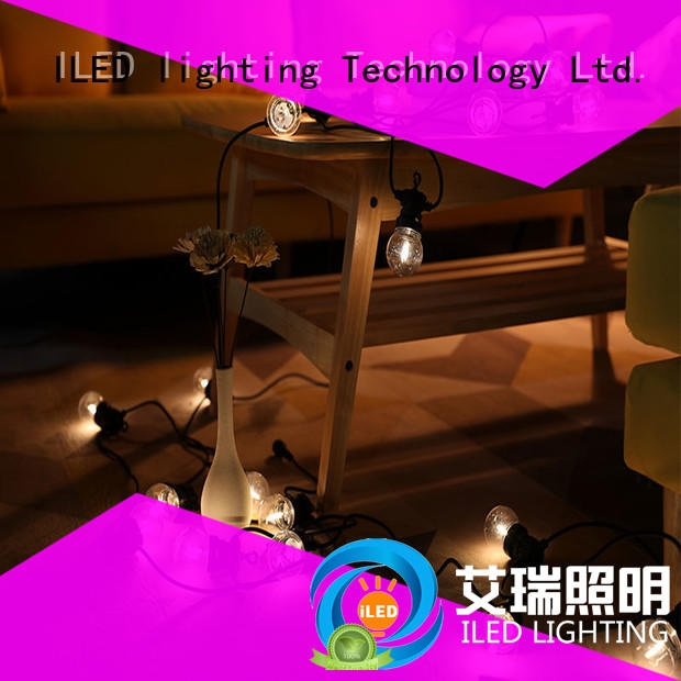 low voltage led cafe string lights designfor christmas