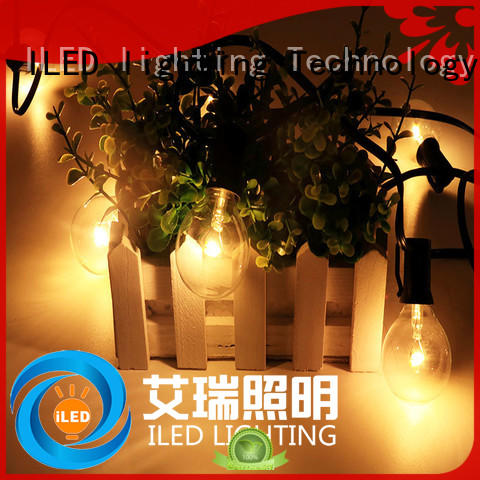 ILED festoon string lights design for indoor