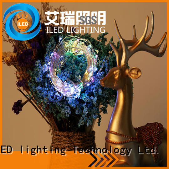 ILED 10m led wire string lights for decoration