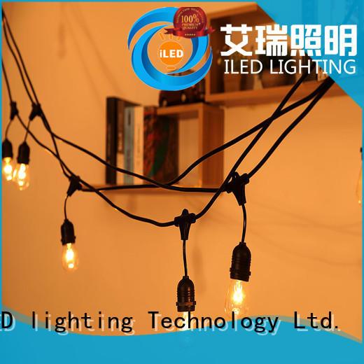 ILED festival backyard string lights lamp for garden