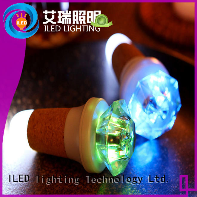 ILED environmental copper xmas lights lamp for wedding