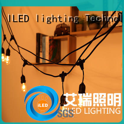 waterproof party string lights manufacturer for household