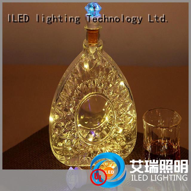 ILED novel starry copper string lights 100leds for christmas