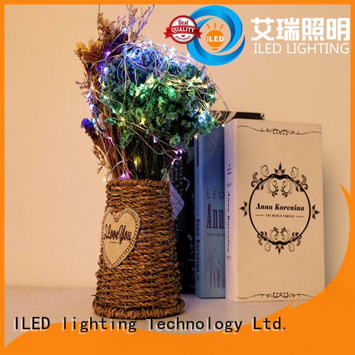 christmas powered starry battery string light lights ILED Brand