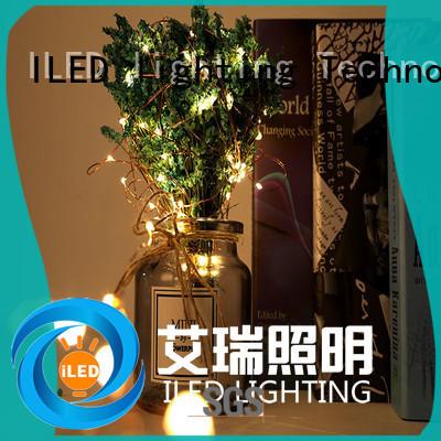 10m led copper string lights manufacturer for party