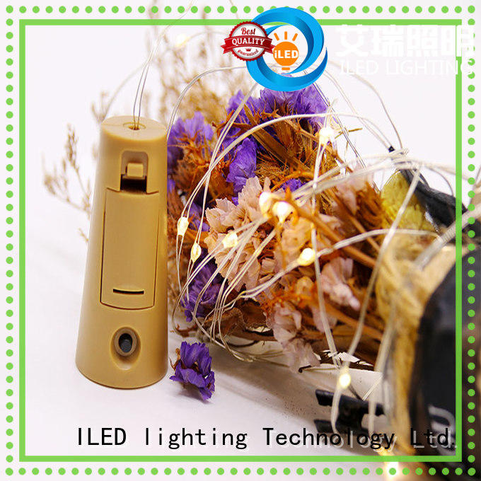 battery powered fairy lights lamp for party ILED