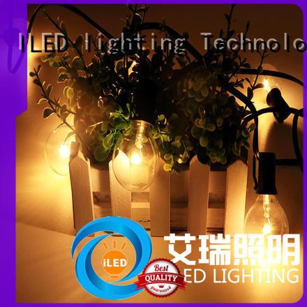 ILED novel commercial string lights design for festival