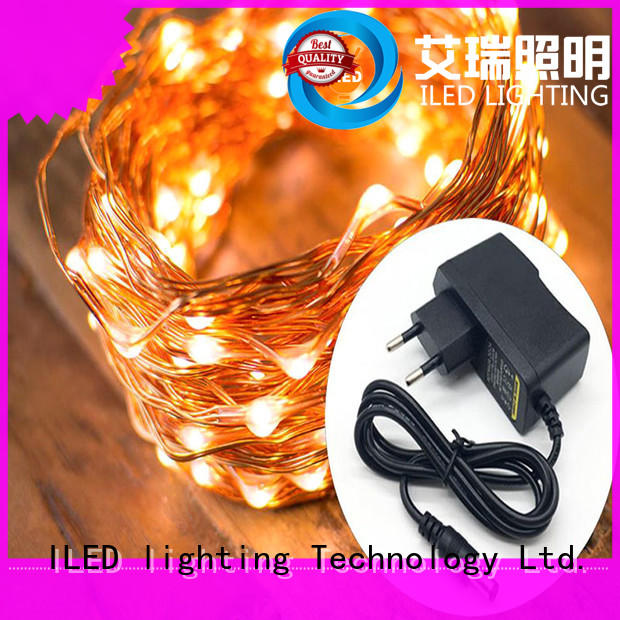plug in fairy lights for party ILED