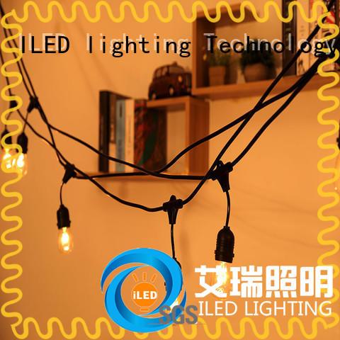 led festoon party lights sockets for household ILED