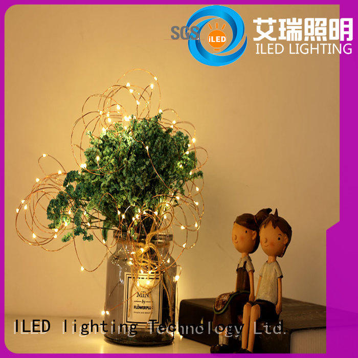 powered battery operated fairy lights manufacturer for Christmas