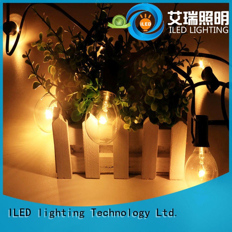 ILED commercial commercial string lights design for indoor