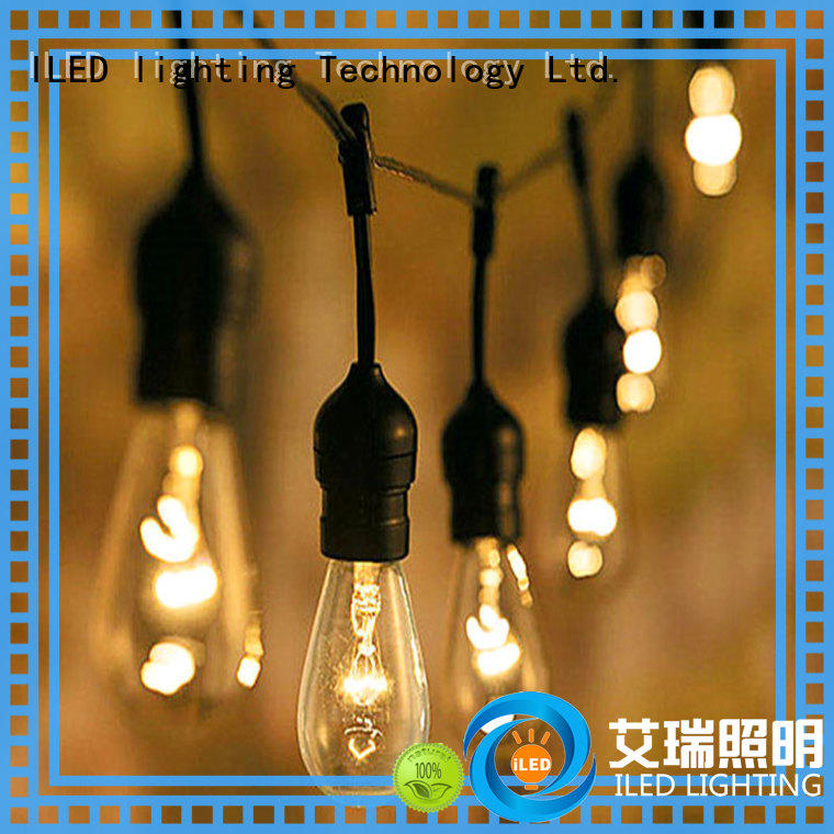 wedding led festoon party lights lamp for party ILED