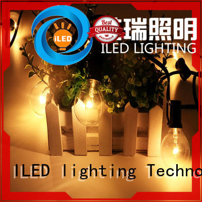ILED festoon string lights manufacturer for festival
