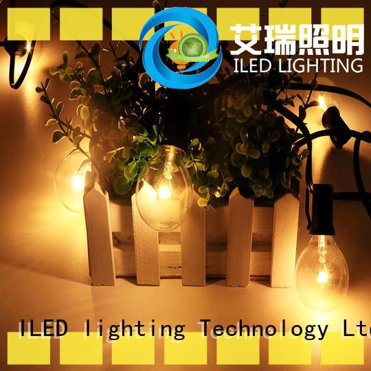 low voltage festoon lights for patio ILED