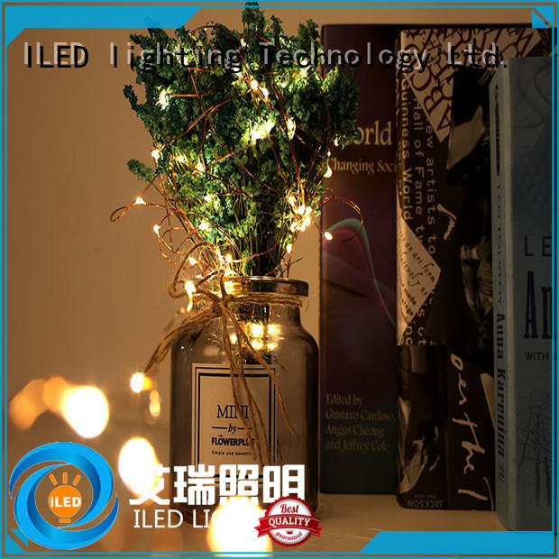 ILED led christmas lights copper wire usb